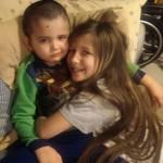 Quinn and Skylar