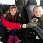 Quinn, Skylar and Grayson